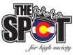 The Spot 420 - Pueblo Central logo