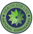 Health for Life - Nottingham logo