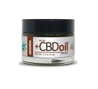 PlusCBD Hemp Oil Balm - Original image