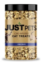 JustPets Cat Treats product image