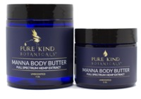 Pure Kind Botanical - Manna CBD Body Butter  product image