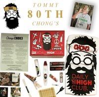 LIMITED EDITION TOMMY CHONG'S 80TH BIRTHDAY BOX product image