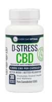 D-Stress CBD Capsules for Anxiety and Stress image