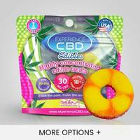 Sour Peach Rings (30mg-120mg) image