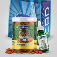 CBDrool Bundle - For Cats (0% THC) image