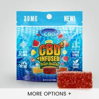 CBD Infused Fruit Snack (30mg) image
