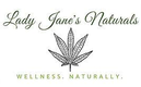 Lady Jane's Naturals  logo