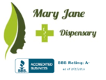 Mary Jane Dispensary logo