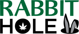 Rabbit Hole Cannabis Dispensary logo