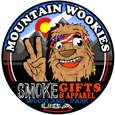 Mountain Wookie Smoke Gifts logo