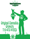 Original Cannabis Growers logo