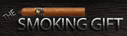 The Smoking Gift logo