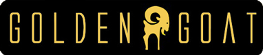 The Golden Goat logo
