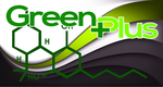 Green Plus - Moore logo