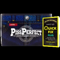 PISS PERFECT WITH QUICK FIX PLUS image