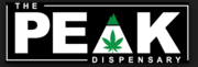 The Peak- The Townsend Dispensary logo