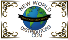 New World CBD Distributors logo