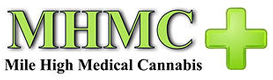 Mile High Recreational Cannabis logo
