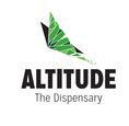 Altitude The Dispensary (West) logo