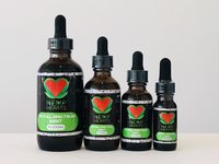 Full Spectrum CBD Hemp Oil 5X: Mint image