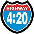 Highway 420 - Seaside logo