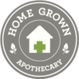Home Grown Apothecary logo