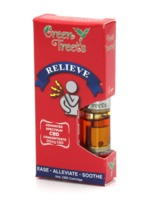 Green Treets Relieve Cartridge - Advanced Spectrum Oil  image