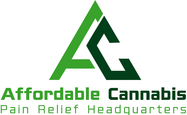 Affordable Cannabis Dispensary logo