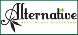 Alternative Health Care Dispensary logo
