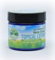 1000mg Full Spectrum Hemp Extract TOPICAL LOTION image