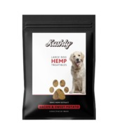 Large Dog Hemp Treats - Bacon & Sweet Potato image