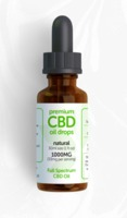 Natural CBD Oil 1000mg image