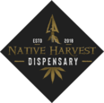 Native Harvest Dispensary-Ada logo