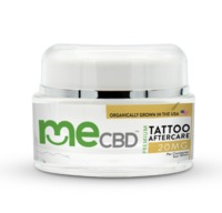 CBD Tattoo Aftercare Cream image