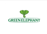 The Green Elephant logo
