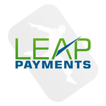 Leap Payments logo