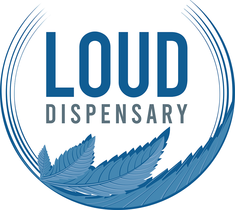 LOUD Dispensary logo