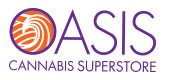 Oasis Cannabis Superstore -  44th Ave logo