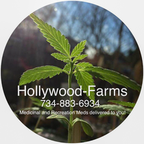 Hollywood Farms Delivery logo