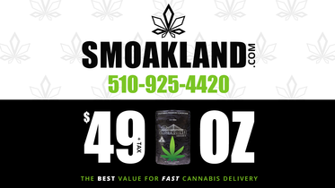 Smoakland Delivery logo