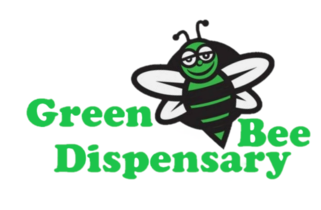 The Green Bee logo