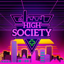 High Society - South OKC logo