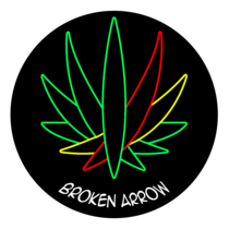 Re-Up Dispensary - Broken Arrow logo