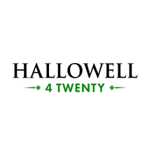 Hallowell 4twenty logo