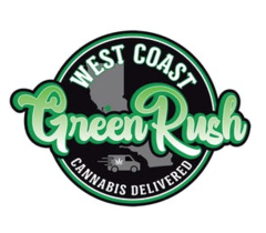 West Coast Green Rush Delivery - Livermore logo