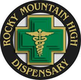 Rocky Mountain High - Wazee (LODO) logo