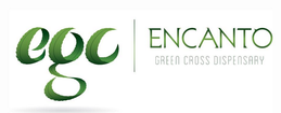 Encanto Green Cross Dispensary logo