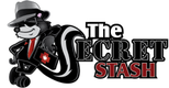 The Secret Stash logo