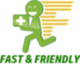 Fast & Friendly logo