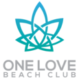 One Love Beach Club logo